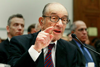 Greenspan getty images